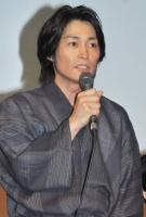 『ホタルノヒカリ2』の制作発表会に出席した安田顕(C)ORICON NewS inc.