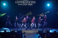 『a-nation taiwan』<br>GENERATIONS from EXILE TRIBE