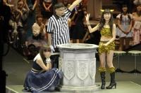 [決勝戦の様子]AKB48の小嶋陽菜とNMB48/SKE48の渡辺美優紀