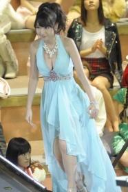 11月発売のAKB48シングル選抜発表時の柏木由紀