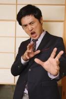 劇団ひとり 映画『キス我慢 THE MOVIE2』インタビュー(写真:逢坂 聡)<br>⇒