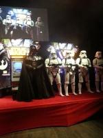 ニューヨークで開催された『スター・ウォーズバトルポッド』の新製作発表イベント
