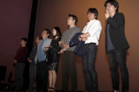 ユチョン、キム・ユンソクらが出席した『海霧』トークイベント/第19回釜山国際映画祭オープントーク&舞台挨拶イベント