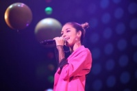 『Green Ribbon HEART BEAT LIVE 2014 with MTV』出演のBENI