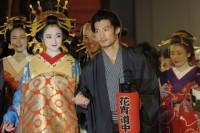 第27回東京国際映画祭 レッドカーペットに登場した安達祐実(写真:鈴木一なり)<br>◆<A href=http://www.oricon.co.jp/special/1507/>インタビューページはこちら☆</a>