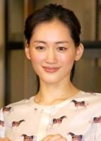 第8回女性が選ぶ「なりたい顔」ランキング2位の綾瀬はるか (C)ORICON NewS inc.