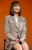 第8回女性が選ぶ「なりたい顔」ランキング4位の新垣結衣 (C)ORICON NewS inc.