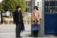 染谷将太 映画『寄生獣』インタビュー(写真:逢坂 聡)