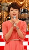 第11回 好きな女性アナウンサーランキング3位となった有働由美子アナ (C)ORICON NewS inc.