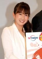 第11回 好きな女性アナウンサーランキング6位の狩野恵里アナ (C)ORICON NewS inc.