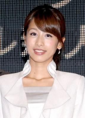 首位返り咲きを狙う加藤綾子アナ