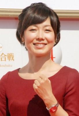 初のTOP3入りとなった有働由美子アナ