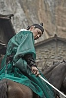 カン・ドンウォン『群盗−民乱の時代』