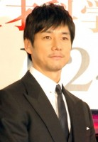 『2014年 ブレイク俳優ランキング』2位となった西島秀俊(C)ORICON NewS inc.