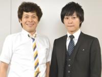 『2014年 ブレイク芸人ランキング』7位の流れ星 (C)ORICON NewS inc.