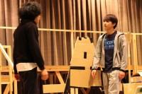 舞台『TOKYOHEAD〜トウキョウヘッド〜』稽古場の様子