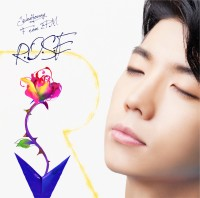 WOOYOUNG(From 2PM)のシングル「R.O.S.E」【通常盤】