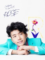 WOOYOUNG(From 2PM)のシングル「R.O.S.E」【初回生産限定盤B】