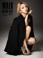 倖田來未のアルバム『WALK OF MY LIFE』【CD+DVD】