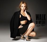 倖田來未のアルバム『WALK OF MY LIFE』【CDのみ】