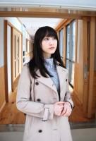 ソフトバンクモバイルの新WEB CMに出演している松井玲奈  (C)oricon ME inc.