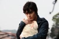 染谷将太 『寄生獣 完結編』インタビュー(C)2015 映画「寄生獣」製作委員会