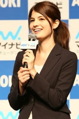 マギー(写真:ウチダアキヤ)