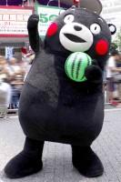 熊本県のくまモン