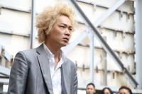 綾野剛 『新宿スワン』インタビュー(C)2015「新宿スワン」製作委員会