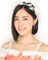 4位 松井珠理奈 26,901票 (SKE48 Team S / AKB48 Team K 兼任)