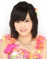 5位 山本彩 22,532票 (NMB48 Team N / AKB48 Team K 兼任)