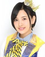 8位 兒玉遥 15,722票 (HKT48 Team H / AKB48 Team K 兼任)