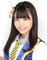 15位 渕上舞 11,637票 (HKT48 Team KIV)