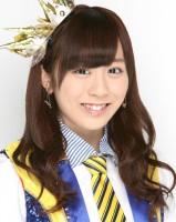 17位 坂口理子 10,516票 (HKT48 Team H)