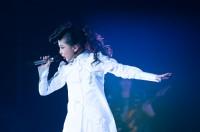 加藤ミリヤの2014年ライブの様子