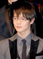 映画『カノジョは嘘を愛しすぎてる』上映前完成披露舞台あいさつに出席した窪田正孝 (C)ORICON NewS inc.