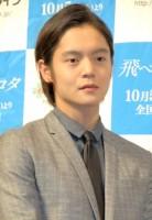 映画『飛べ!ダコタ』完成披露試写会に出席した窪田正孝 (C)ORICON NewS inc.