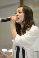 『ORICON POWER PUSH LIVE Vol.3』に出演したJennii