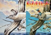 原作とCG映画『GAMBA ガンバと仲間たち』のポスター