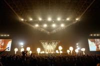 BABYMETALの幕張メッセ公演の様子