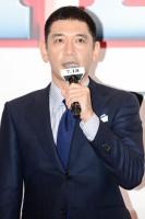 杉本哲太/映画『HERO』完成報告会見、法務省旧本館前にキャスト勢揃い!(写真:鈴木一なり)
