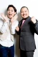 クマムシ(左から)佐藤大樹、長谷川俊輔撮り下ろし写真:西田周平