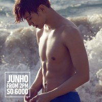 JUNHO(From 2PM)のアルバム『SO GOOD』【完全生産限定盤】