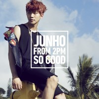 JUNHO(From 2PM)のアルバム『SO GOOD』【通常盤】