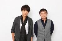 ゆず「表裏一体」インタビュー写真(13年12月撮影)(写真/逢坂 聡)