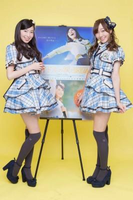 SKE48 大矢真那&須田亜香里