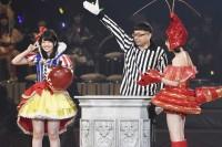 AKB48グループ『第6回じゃんけん大会』岩佐美咲(AKB48 Team B)、村山彩希(AKB48 Team 4)