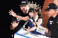 AKB48グループ『第6回じゃんけん大会』内山奈月(AKB48 Team B)