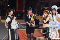 AKB48グループ『第6回じゃんけん大会』藤田奈那(AKB48 Team K)、高橋みなみ(AKB48 Team A)、横山由依(AKB48 Team A)、入山杏奈(AKB48 Team A)