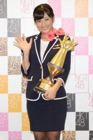 AKB48グループ『第6回じゃんけん大会』藤田奈那(AKB48 Team K)